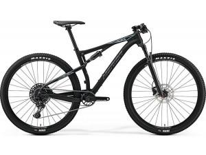 "Велосипед Merida Ninety-Six 9.4000 MattBlack/TealLightning 2019 L(20"")(89362)"