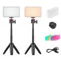 Комплект Ulanzi VIJIM LED Video Lighting Kit (VL120+MT-08)х2