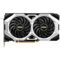 Видеокарта MSI PCI-E RTX 2060 VENTUS 6G OC RU nVidia GeForce RTX 2060 6144Mb 192bit GDDR6 1710/14000/HDMIx1/DPx3 Ret