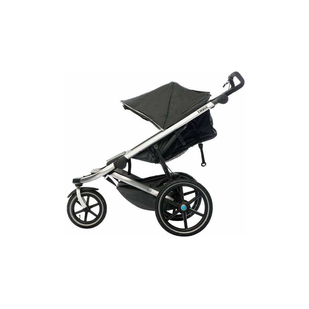 Thule Urban Glide2 - детская двухместная коляска красная
