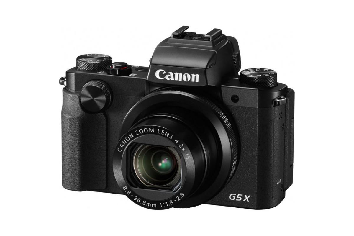 Цифровой фотоаппарат Canon PowerShot G5 X