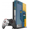 Игровая приставка Microsoft Xbox One X Cyberpunk 2077 Limited Edition Bundle