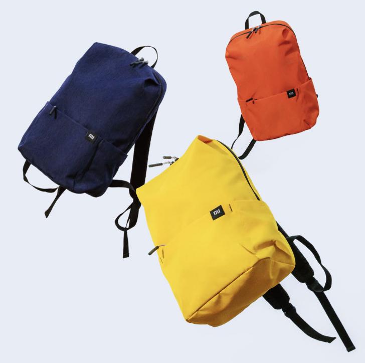 Рюкзак Xiaomi Casual Daypack 13.3 Голубой