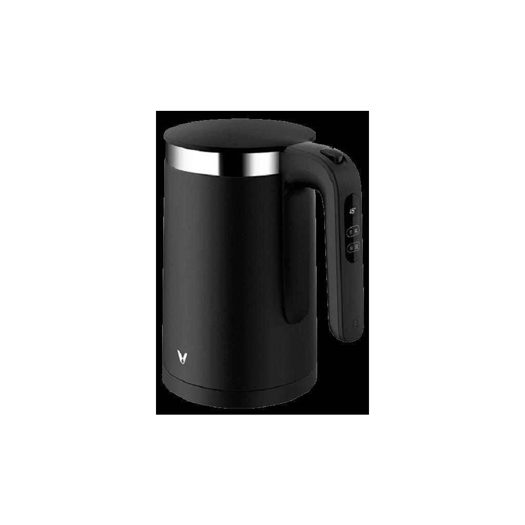 Умный чайник Xiaomi Viomi Smart Kettle Bluetooth Pro черный