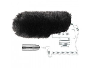 Комплект ветрозащиты и адаптера Sennheiser MZW 400