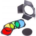 Шторки Raylab RL-FA011 с цветными фильтрами