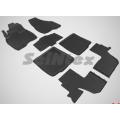 Коврики в салон резиновые с высоким бортом Seintex для  FORD EXPLORER V 15 (V3,5)-, 86828