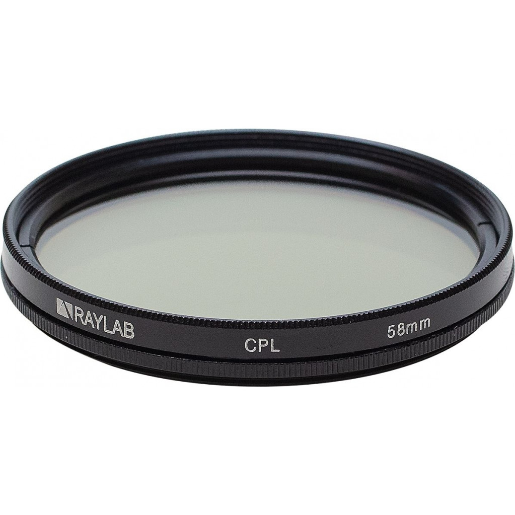 Фильтр поляризационный RayLab CPL  58mm