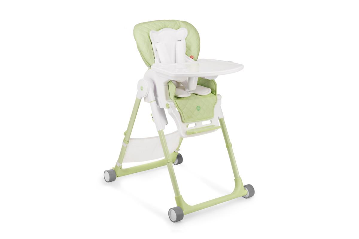 Happy Baby William V2 - Стульчик для кормления-шезлонг Green