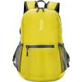 Рюкзак складной RoadLike Желтый