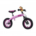 Hobby Bike RT original ALU NEW - детский велобалансир-велосипед Pink