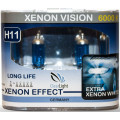 Лампа галогеновая Clearlight H11 XenonVision 2 шт, DUOBOX