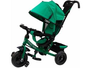 Sweet Baby Mega Lexus Trike - трехколесный велосипед зеленый (8/10, EVA)