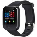 """Смарт-часы Digma Smartline D2e 1.3"""" черный"""