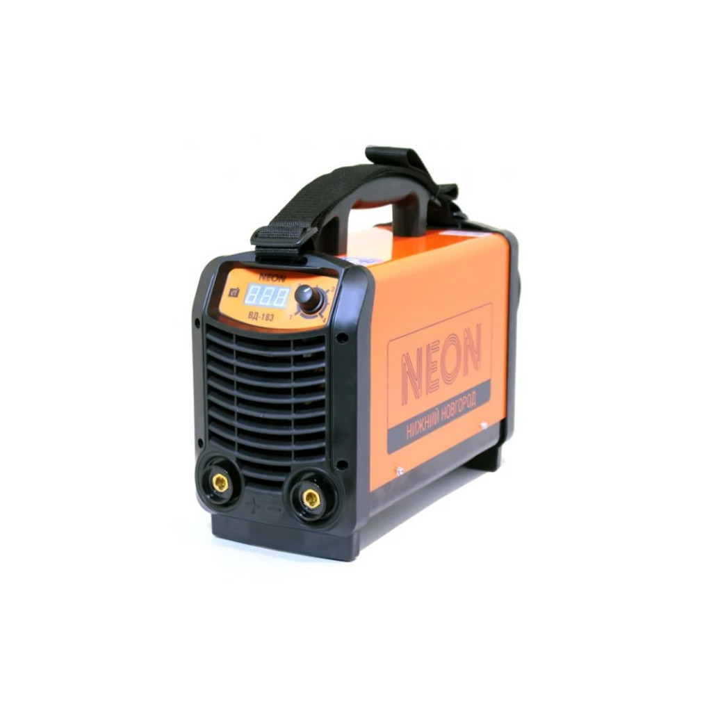 Сварочный аппарат NEON ВД-183  220, с кабелем 2,5м