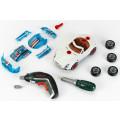Klein Набор тюнинг-ателье с машиной и шуруповертом Bosch