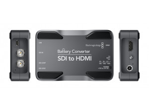Blackmagic Battery Converter SDI to HDMI