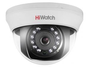 HD-TVI камера с ИК-подсветкой HiWatch DS-T201 (6 mm)