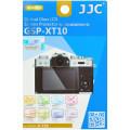 Защитное стекло JJC для Fujifilm X-T10, X-T20, X-E3, X-T100