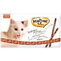 Мнямс лакомые палочки 13,5 см для кошек с говядиной и печенью 10х5 г
