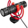 Микрофон Boya BY-MM1 PRO двухкапсюльный конденсаторный
