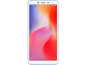 Смартфон Xiaomi RedMi 6 3/32Gb Голубой