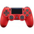 Геймпад Sony Dualshock 4 (ver.2), красный