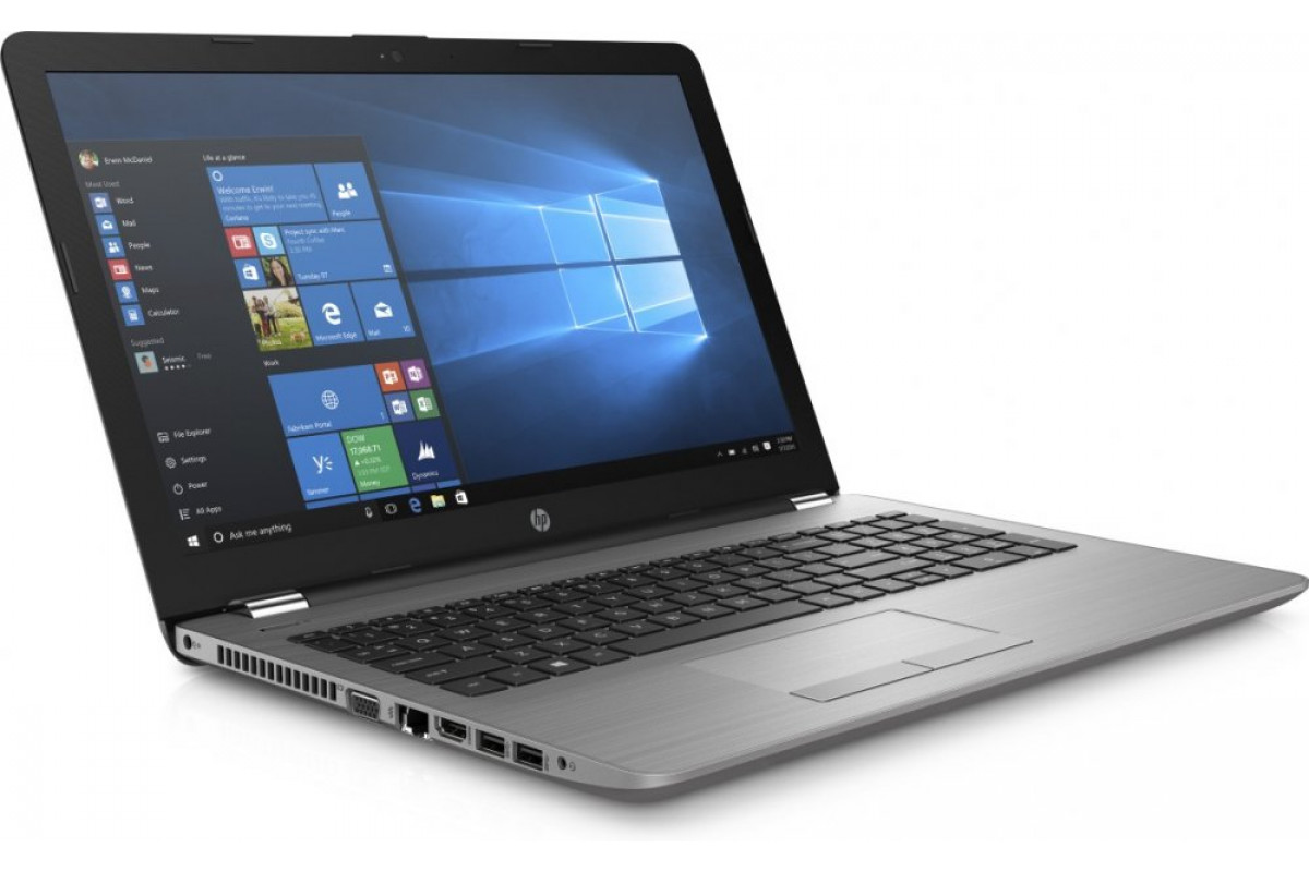 "Ноутбук HP 250 G6 (Core i5 7200U/8Gb/1Tb/DVD-RW/Intel HD Graphics 620/15.6""/SVA/FHD (1920x1080)/Windows 10 Professional 64) silver"