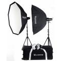 Комплект импульсного света Lumifor Creto 800 Portrair Kit