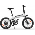 Электровелосипед Xiaomi HIMO C20 Electric Power Bicycle, белый