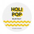 Holika Holika Пудра прессованная Holi Pop Blur, тон 02, бежевый, 10,5 г
