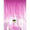 Штора арка Худжанд Лотос 300х150 розовая