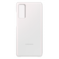Чехол-книжка для Samsung Galaxy S20FE Clear View Smart Cover (EF-ZG780) белый, Samsung