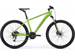"Велосипед Merida Big Seven 40-D Lite Green (Black) 2019 XS(13.5"")(93577)"