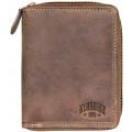 Бумажник Klondike «Dylan», цвет коричневый, 10,5x13,5 см