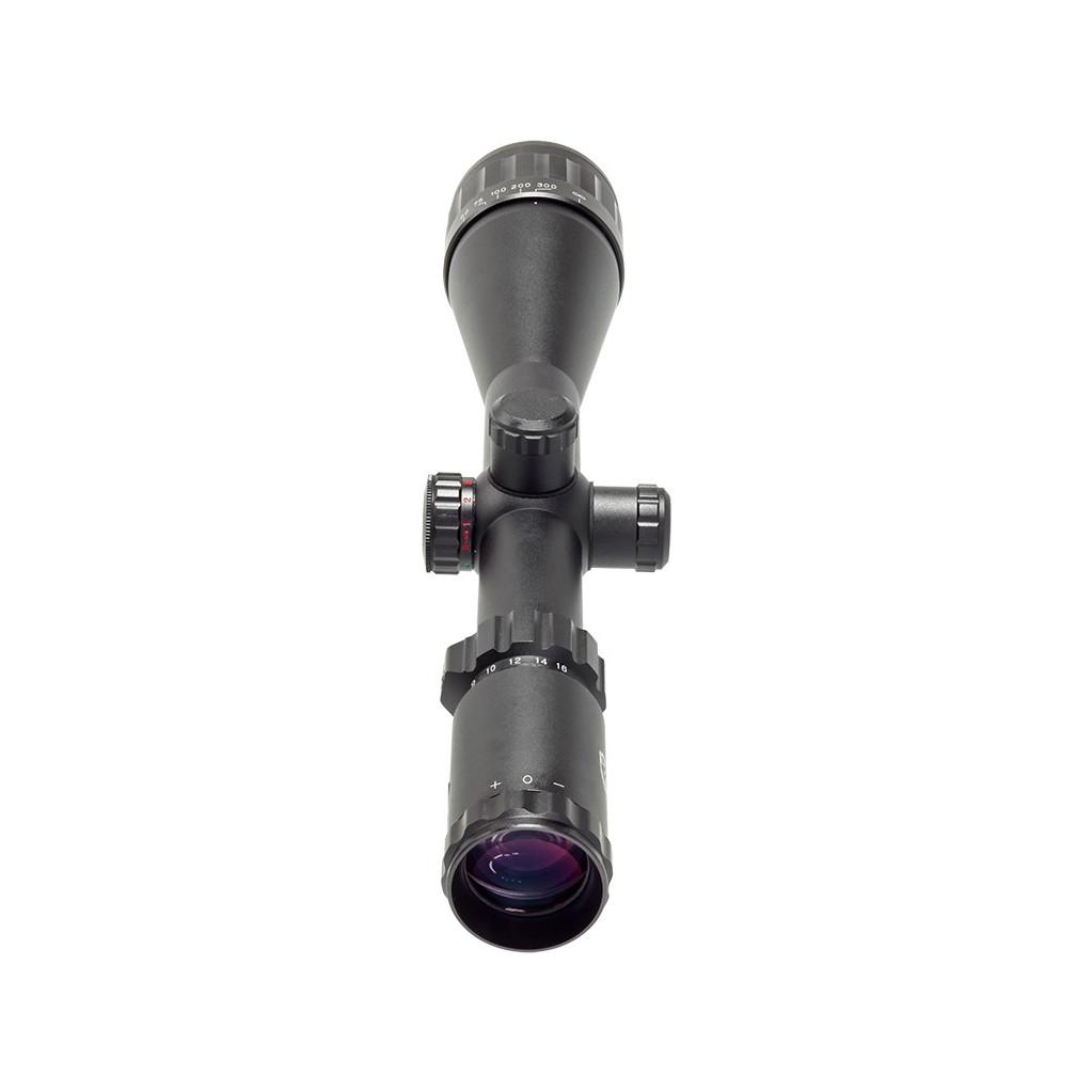 Прицел оптический Veber черный Fox 4-16x50 AO RG MD 30 mm