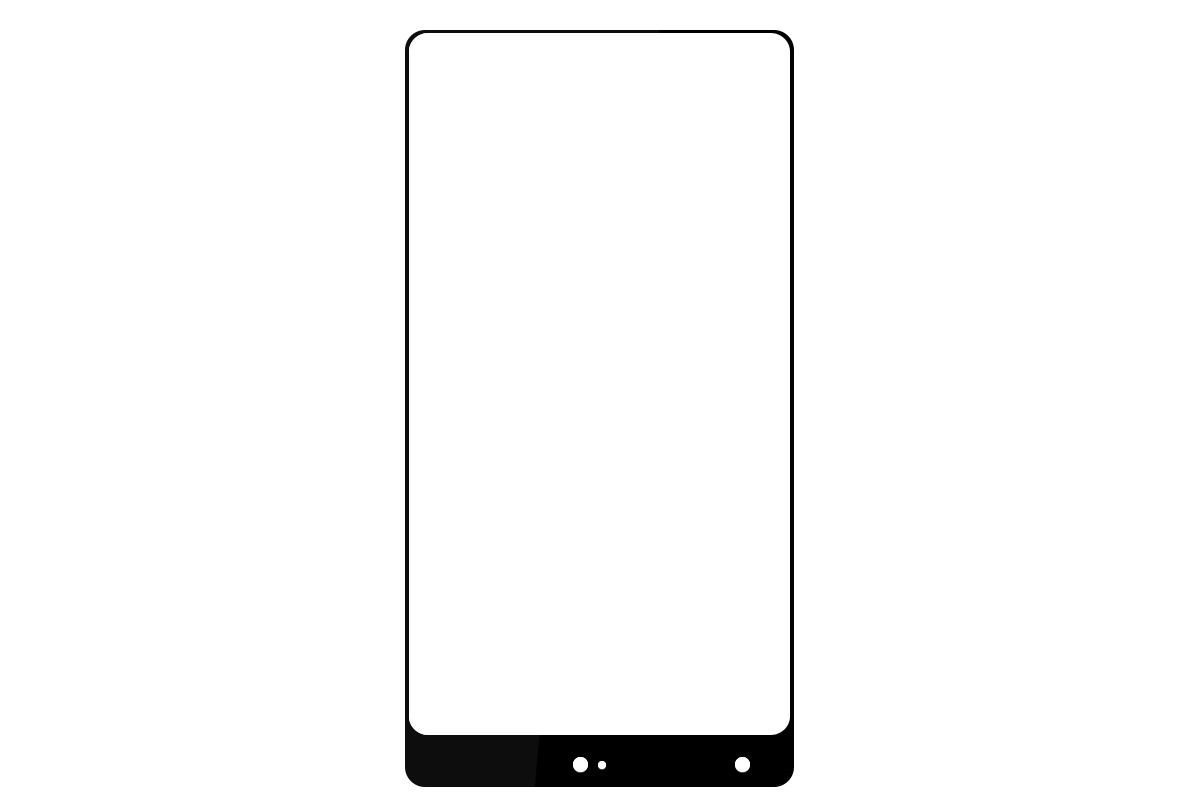 Защитное стекло для Xiaomi Mi Mix 2S Full Screen, Full Glue, черный, Redline