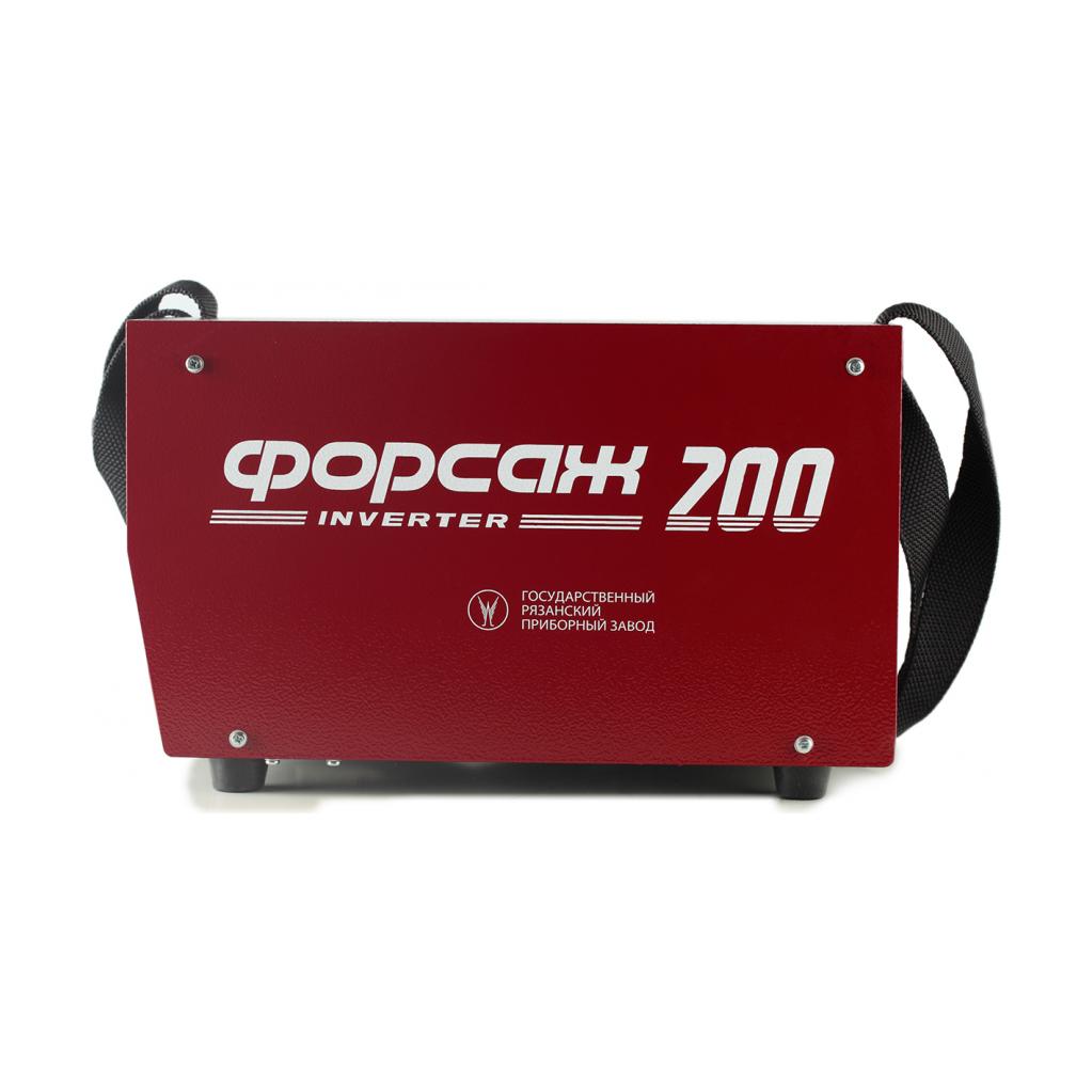 Аппарат сварочный ФОРСАЖ 200  постоянного тока без комплекта