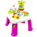 Smoby Cotoons Развивающий игровой стол розовый
