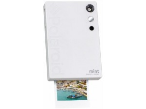 Моментальная фотокамера Polaroid Mint, белая