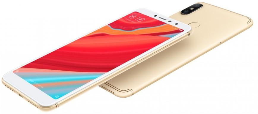 Смартфон Xiaomi RedMi S2 3/32Gb Gold (Золотистый) EU