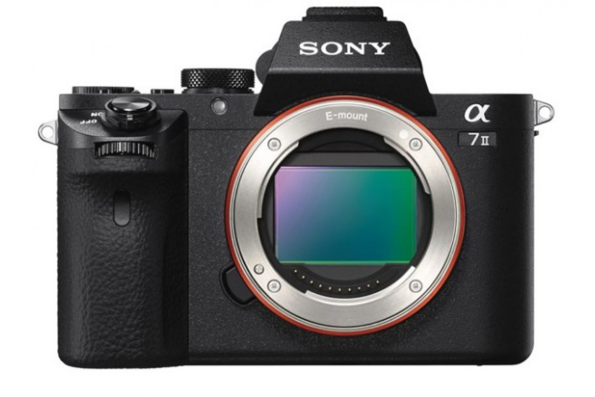Фотоаппарат Sony Alpha A7 Mark II Body ((