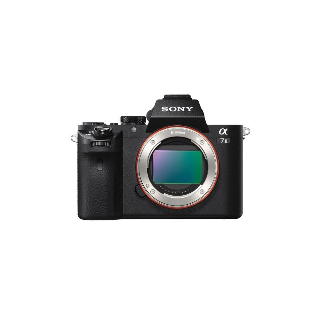 Фотоаппарат Sony Alpha A7 Mark II Body ((