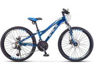 """Велосипед Stels Navigator 24"""" 460 MD V021 Тёмно-синий (LU087252) 11"""""""
