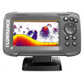 Lowrance ЭхолотHook2-4xBulletGPS