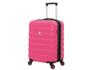 Чемодан WENGER TRESA, розовый, АБС-пластик, 35x24x54 см, 38 л , 6581838154