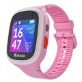 Детские умные часы Кнопка жизни AIMOTO START 2, розовый