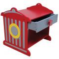 "KidKraft Прикроватный столик ""Пожарная станция"" (Fire Hydrant Toddler Table)"