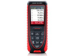 Дальномер ADA Cosmo 150 Video (лазерный Диапазон измерений 80м (150м)Точность ±1.5мм 635нм)