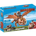 Playmobil Драконы: Рыбьенг и Сарделька